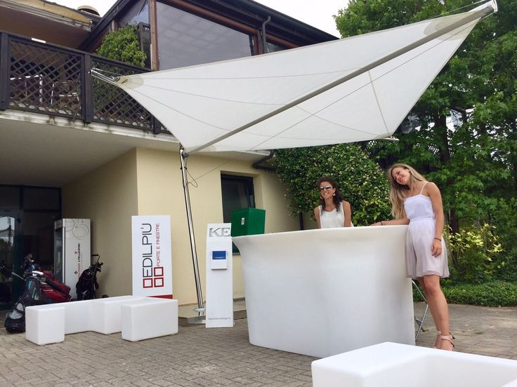 Edilpiù - Porte e finestre | Edilpiù e la sua vela Ke all'Adriatic Golf Club di Cervia - Edilpiù - Porte e finestre