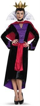 PartyBell.com - Disney Evil Queen Deluxe Adult Costume
