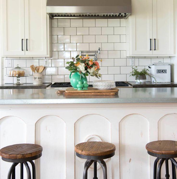 Fixer Upper Kitchen Backsplash: The 25+ Best Joanna Gaines Kitchen Ideas On Pinterest