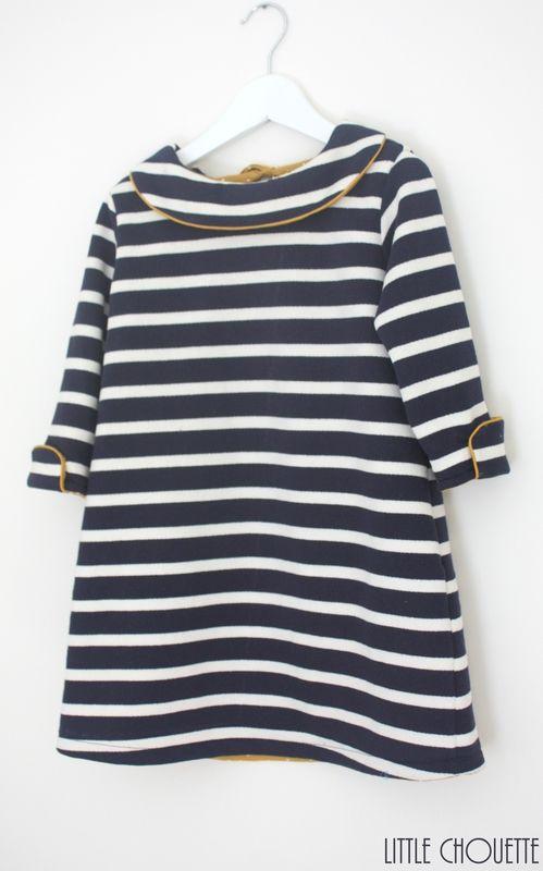 La robe Biarritz By Little Chouette