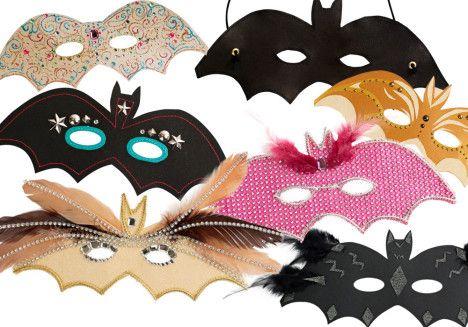 Halloween-maski SK 10/13. Ohje: http://www.kodinkuvalehti.fi/artikkeli/suuri_kasityo/askartelu_ja_muut_tekniikat/tuunaa_halloween_maski_kuvakilpailu