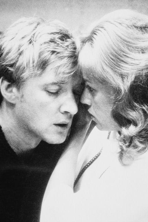 "kinoscript: ""Oskar Werner & Jeanne Moreau in JULES ET JIM - François Truffaut (1962) """