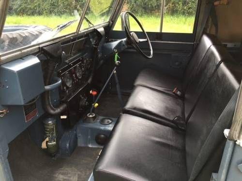 Land Rover® Lightweight *Ex RAF* For Sale (1975)