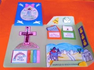Lapbook La Pasqua di Gesù