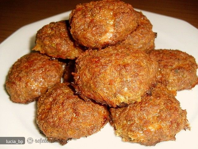 Reteta culinara Chiftelute la Cuptor din Carte de bucate, Fripturi. Specific Romania. Cum sa faci Chiftelute la Cuptor