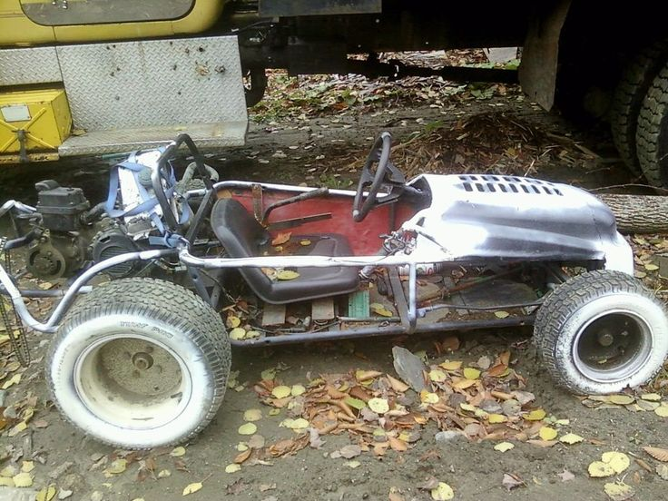 419 Best Images About Go Carts On Pinterest