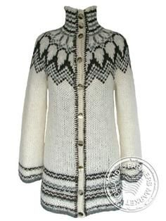 Stora-Fljot - Icelandic Design Wool Sweater 4