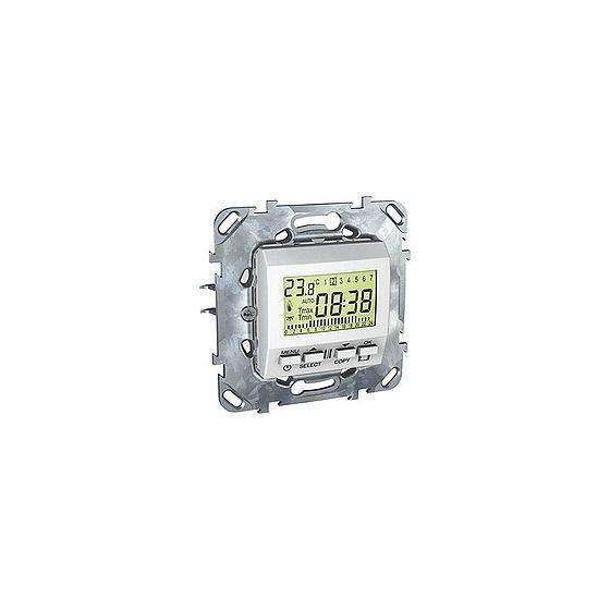 Regulator temperatury elektr. - Biel p. - Schneider Unica Plus MGU50.505.18Z
