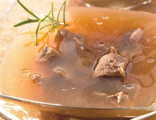 Fond de Viande au thermomix. Une délicieuse recette de Fond de Viande, simple et facile a réaliser avec votre thermomix.