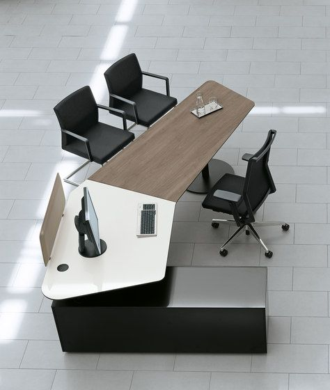 25 Best Ideas about Office Table on Pinterest  Office table