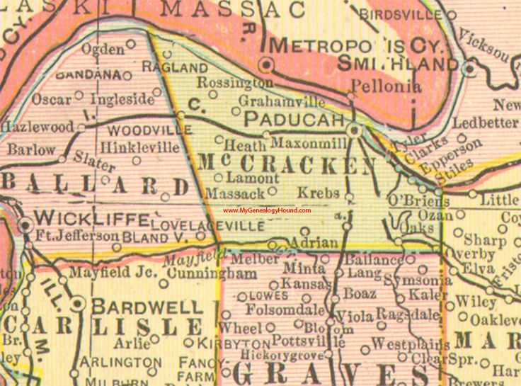 Best Vintage Kentucky County Maps Images On Pinterest - Kentucky maps