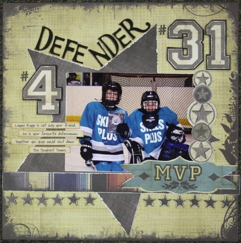 Defender - Two Peas in a Bucket