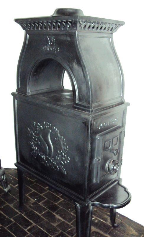 1950's Morsoe 1b woodburner