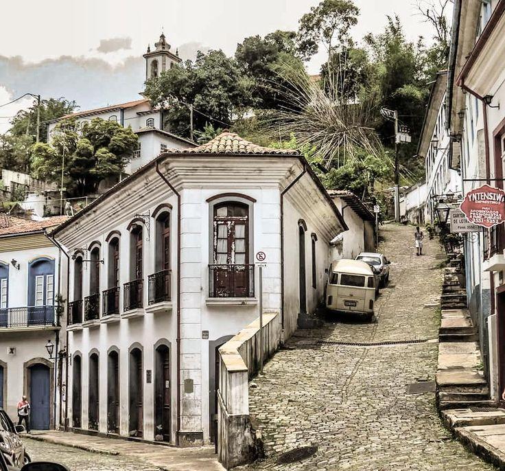 Ouro Preto, Brazil. - City Landscapes