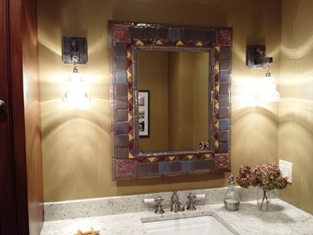 1000 Images About One Of A Kind Powder Room On Pinterest