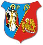 Znalezione obrazy dla zapytania herb diecezji