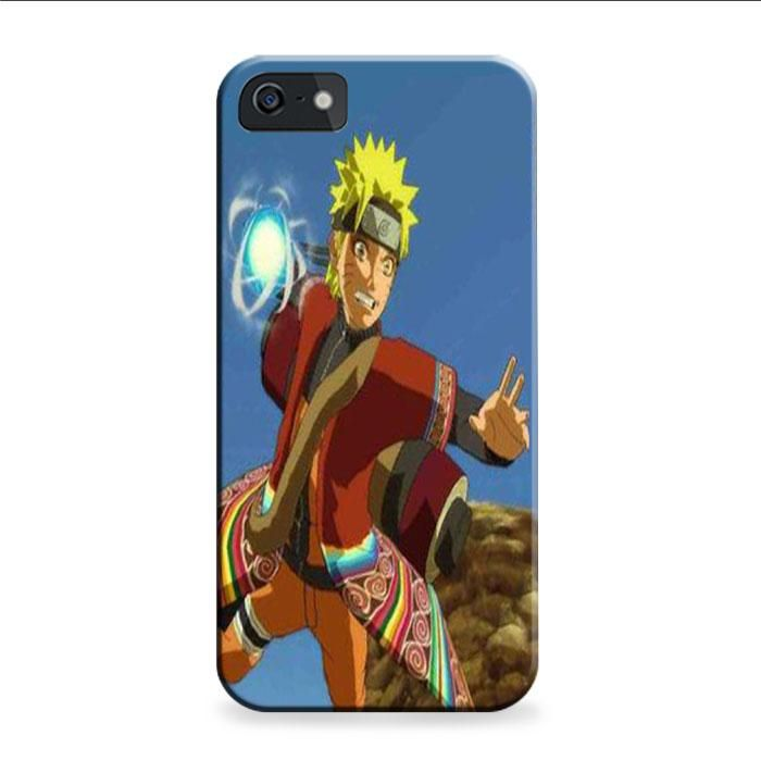 Uzumaki Naruto Power iPhone 6 Plus | 6S Plus 3D Case