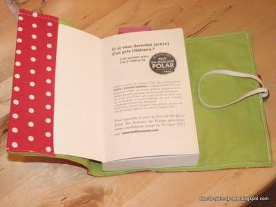 Protège livre universel