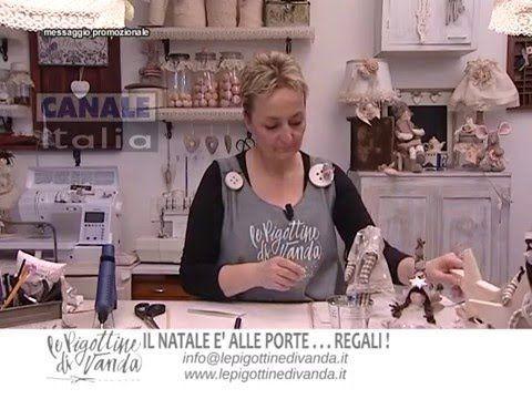 LE PIGOTTINE DI VANDA PUNTATA 7 IL NATALE E' ALLE PORTE REGALI