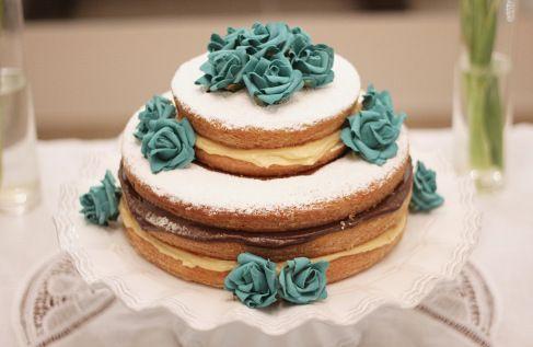 Tiffany inspired bithday, aniversario inspirado na Tiffany, mesa de doces, dessert table, azul, blue, party, festa, decor, decoraçao, naked cake, cake, bolo
