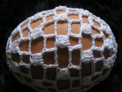 Gabriela.art / Háčkované vajce 16