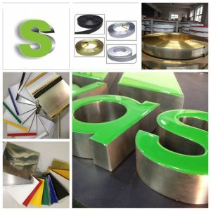 Acrylic Sign Aluminum Profile, Advertising Sign Material, Aluminum Channel Letter Coil on Made-in-China.com