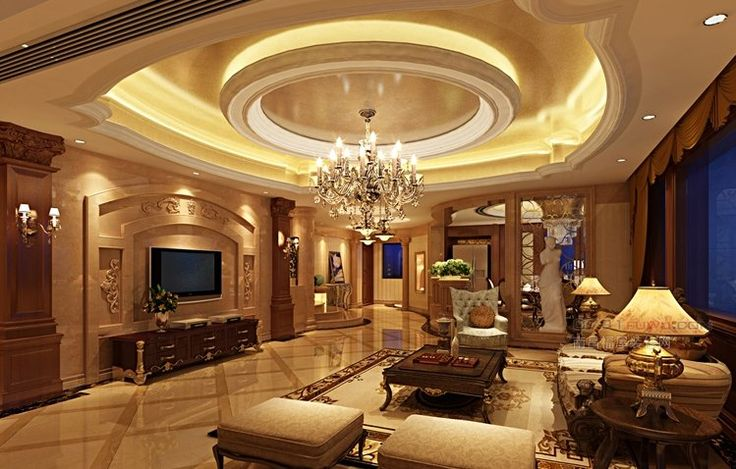 Luxury Ceiling False Ceilings Traditional Living Rooms Rooms Furniture