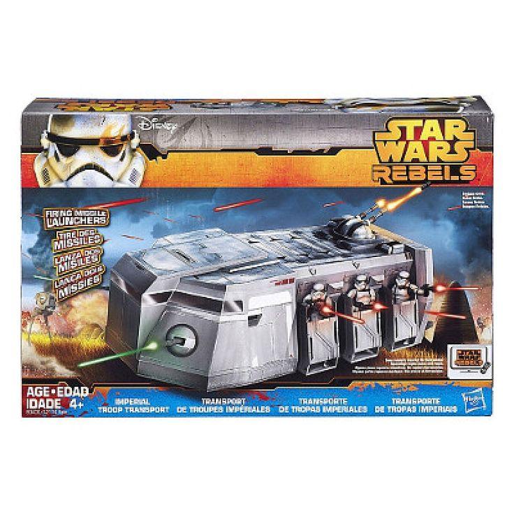 Veículo Star Wars - Imperial Troop Transport - Hasbro