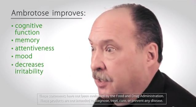 What is Ambrotose and what are the benefits from these glyconutritionals.  Video by Dr. Steve Nugent and excerpted by the 2MannaSisters.