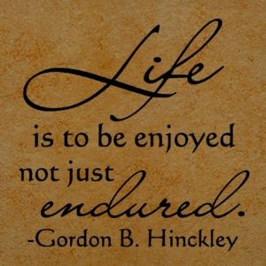 Gordon B. Hinckley by Miss Sandra