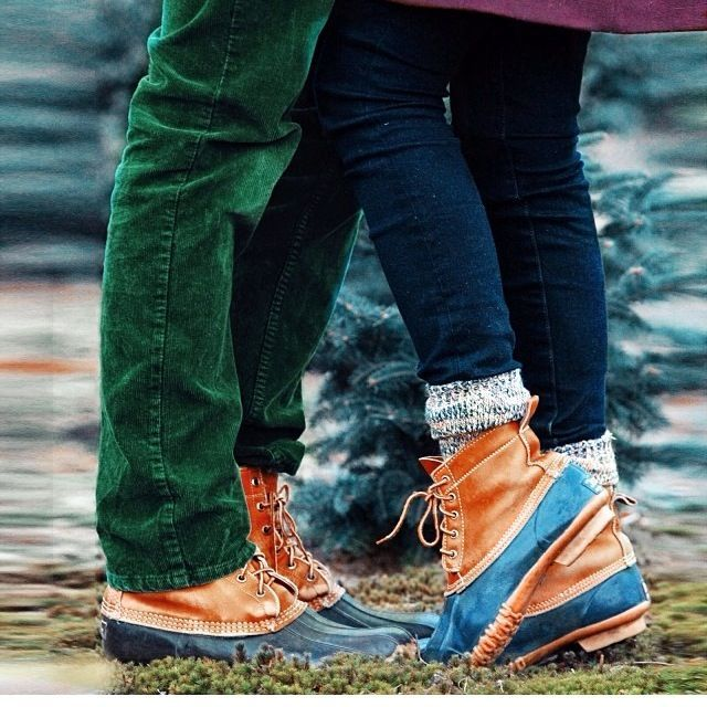 LL Bean Boots On Rhyme & Reason
