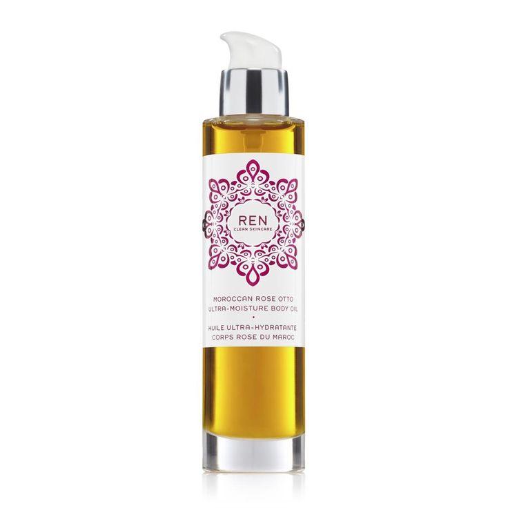 REN Moroccan Body Oil