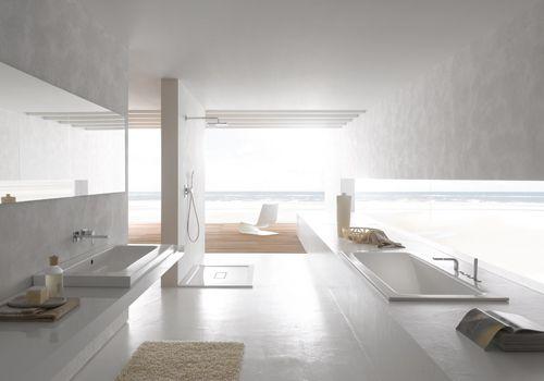 BETTEONE: Universeel design voor badkuip, douche en wastafel