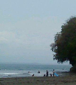 Batu Karas. Indonesia