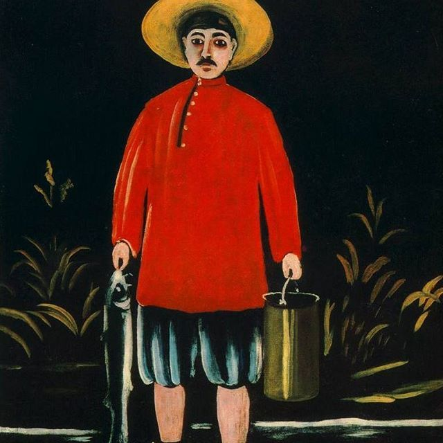Niko pirosmani. «Fisherman in a Red Shirt». 1908. Нико Пиросмани. «Рыбак в красной рубахе». 1908 год. #georgia#saqartvelo#sakartvelo#art#сакартвело#arts#painting#nature#tbilisi#искусство#грузия#кавказ#vsco#vscogeorgia#vscorussia#tbilisi#love#inspiration#colors#вдохновение#тбилиси#signagi#kazbegi#живопись#батуми#batumi#picasso#dali#pirosmani#картины#галерея