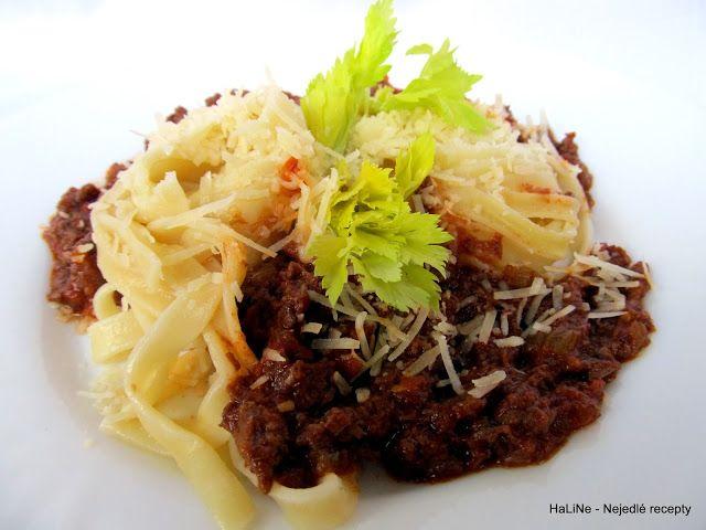 Nejedlé recepty: Těstoviny