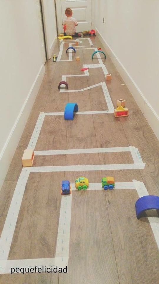 20 creative, easy and playful ideas for little ones to have fun  – MUSING • diys