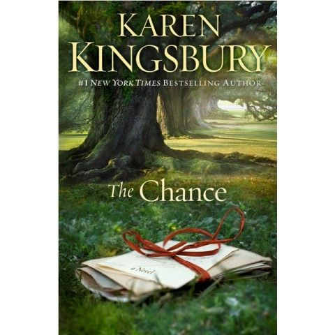 The Chance. A tale of heart-wrenching loss, the power of faith, and the wounds that only love can heal.