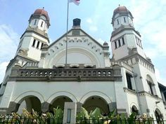 #Semarang | 3 Must Not Miss Attractions. #Indonesia #Java #Asia