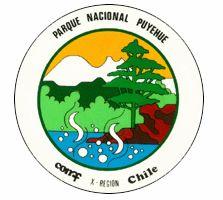 insignia parque nacional laguna del laja - Buscar con Google