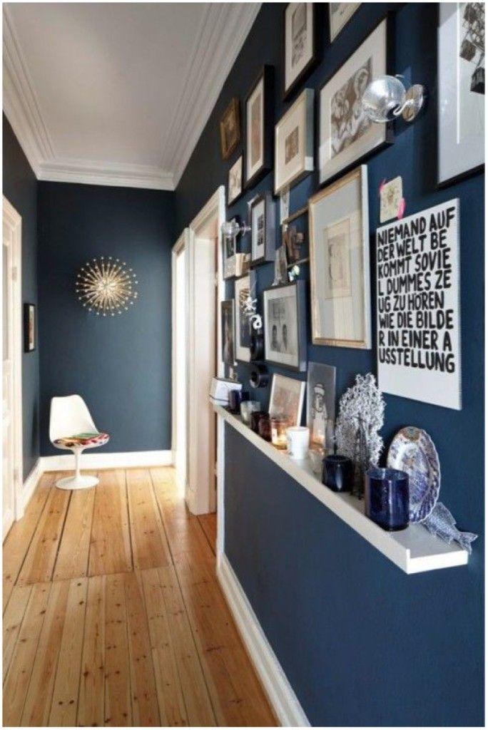 25 melhores ideias de decora o corredor estreito no - Relojes para decorar paredes ...