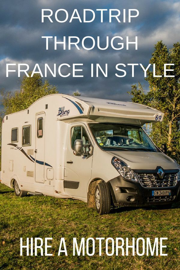 Campervan hire review by independent travel writer | C'est