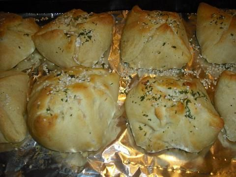 Chicken Bundles.  These are a big hit at my house!