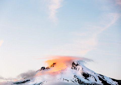 Sunlit Peak by Kat Parker Photographer (www.katrina-parker.com)