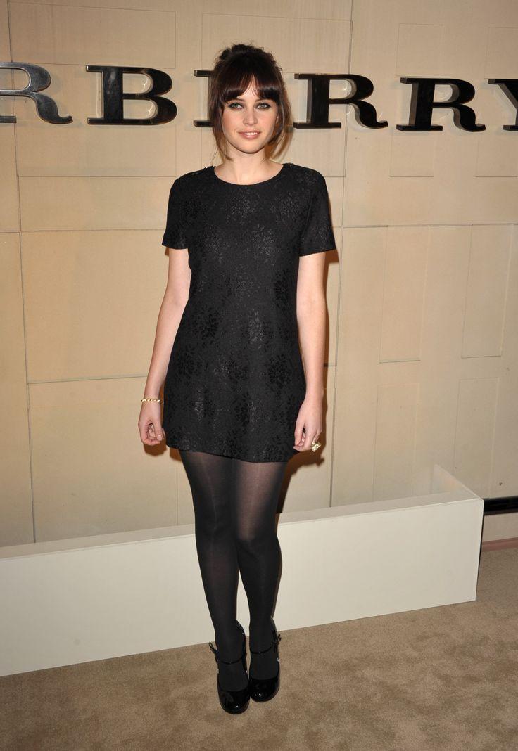 Style Profile: Felicity Jones