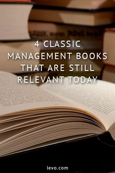Management books worth reading for today's #leaders.