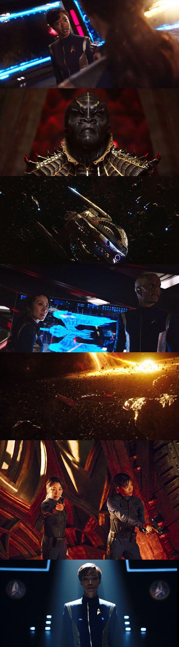 'Battle at the Binary Stars' (S1:E2) Star Trek: Discovery Episode Summary