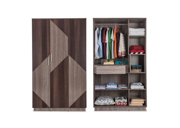 Crafted with perfection, Thomas wardrobe from Durian comes in a variety of two door, three door and four door wardrobes giving you the option to pick the best wardrobe to suit your needs.