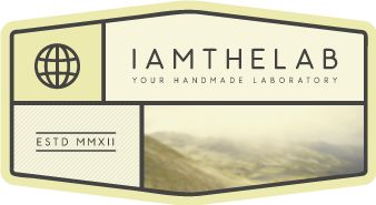 IAMTHELAB | Your Handmade Laboratory | Build Your Own Handmade Trifecta!