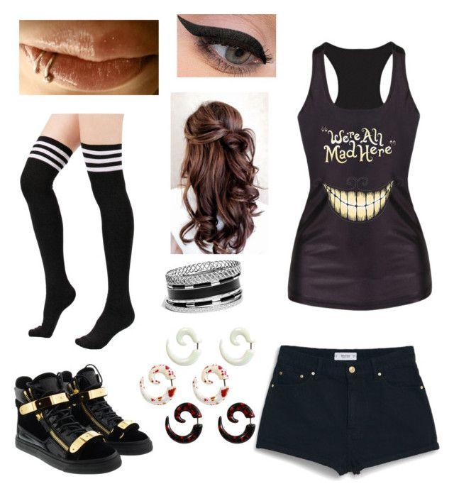 U0026quot;weu0026#39;re All Mad Hereu0026quot; By Mikkibear09 On Polyvore | My Style Clothing | Pinterest | Mad Polyvore ...
